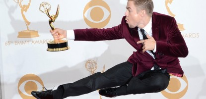 Dancing a Winner at The Emmy's